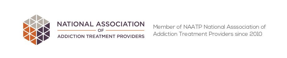 Member of NAATP National Association of Addicition Treatment Providers since 2010
