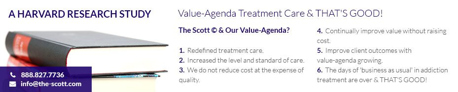 A Harvard Research Study; Value Agenda Treatment Care