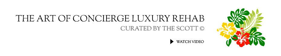 The Art of Concierge Luxury Rehab