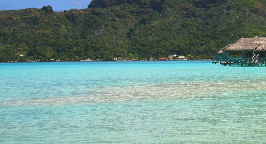 The Scott Treatment Tourism French Polynesia