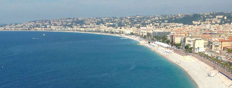 The Scott Treatment Tourism French Riviera from a Bird's Eye View